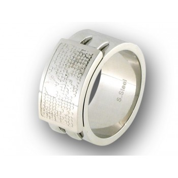 Anillo acero - 71AN103