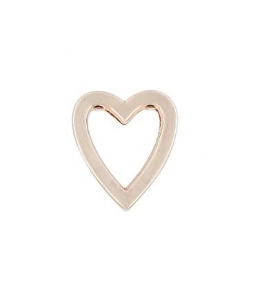 Charm alloy corazón - LM06-R