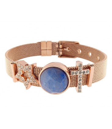 Pulsera moments acero y alloy - LMBR13