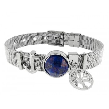Pulsera moments acero y alloy - LMBR15