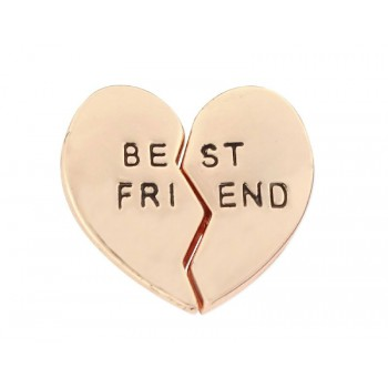 Charm best friend alloy - LM34-R