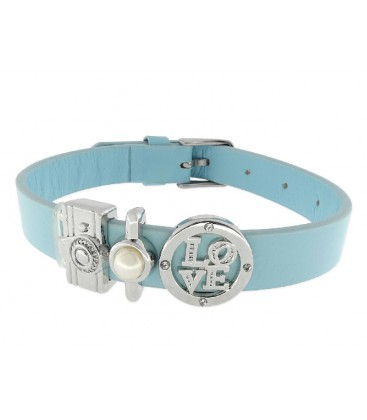 Pulsera moments acero y alloy - LMBR17
