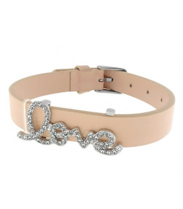 Pulsera moments acero y alloy - LMBR19