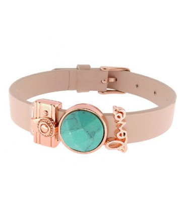 Pulsera moments acero y alloy - LMBR22