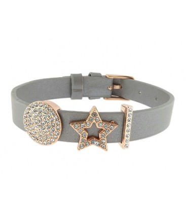 Pulsera moments acero y alloy - LMBR32