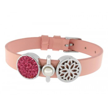 Pulsera moments acero y alloy - LMBR34