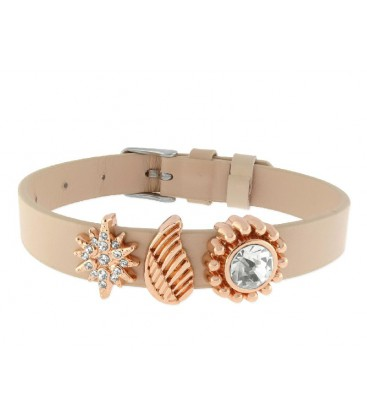 Pulsera moments acero y alloy - LMBR31