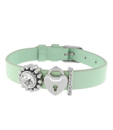 Pulsera moments acero y alloy - LMBR33