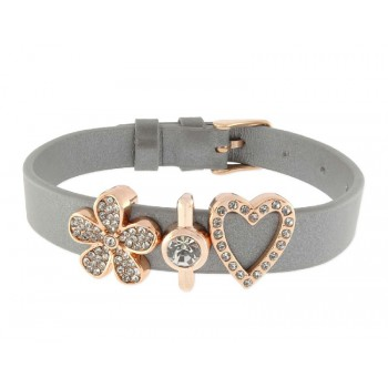 Pulsera moments acero y alloy - LMBR35