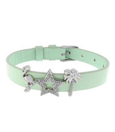 Pulsera moments acero y alloy - LMBR36