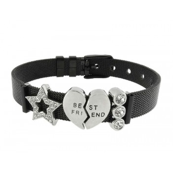 Pulsera moments acero y alloy - LMBR30