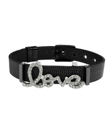 Pulsera moments acero y alloy - LMBR10