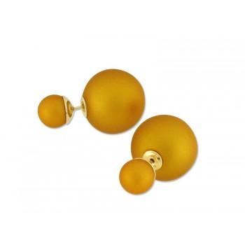 Pendientes ball-ball - BBALL017