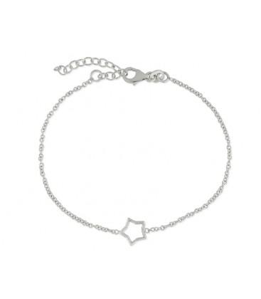 Pulsera plata - LAD6011BR