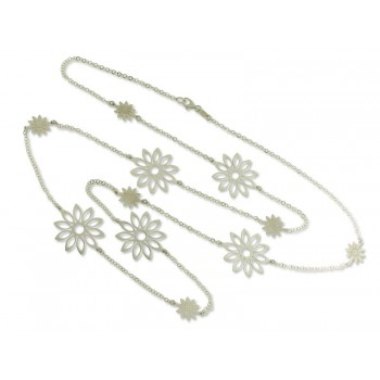 Collar plata - LAL2099CL
