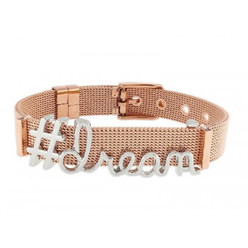 Pulsera moments acero y alloy - LMBR11