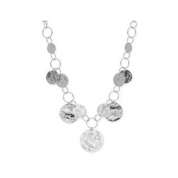 Collar plata - LAR010CL