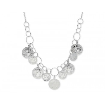 Collar plata - LAR011CL