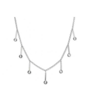 Collar plata y cristales Swarovski® - LSW4241CL