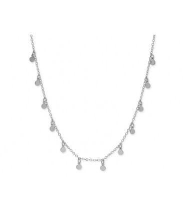 Collar plata  - LAF6133CL