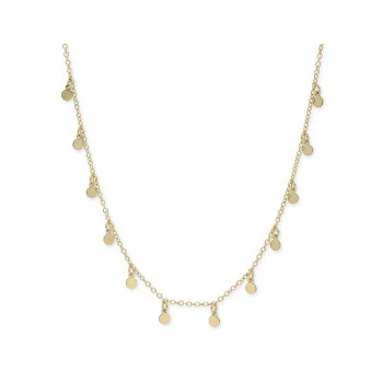 Collar plata  - LAF6133CL-D