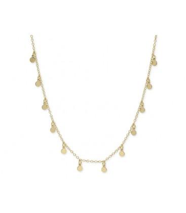 Collar plata  - LAF6133CL-D