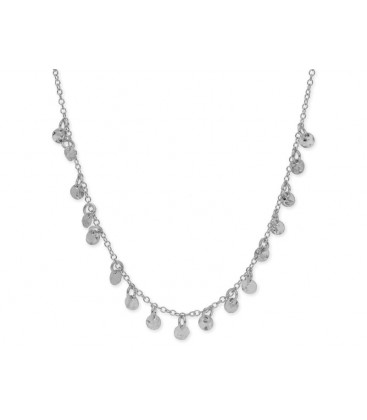 Collar plata  - LAF6135CL