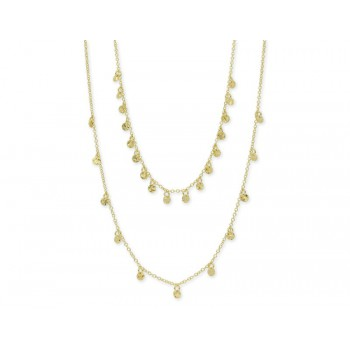 Collar  plata  - LAF6136CL-D