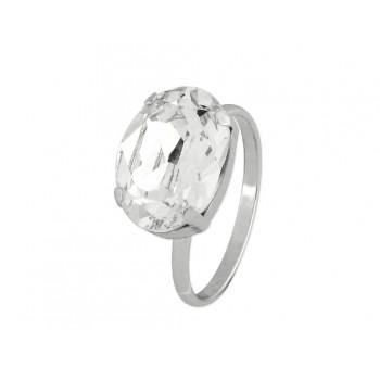 Anillo plata y cristales Swarovski® - LSW2273AN-B