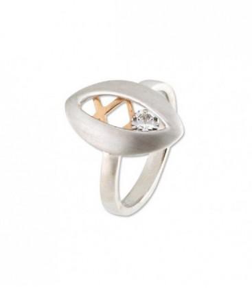 Anillo plata y cristales Swarovski® - LSW3007AN