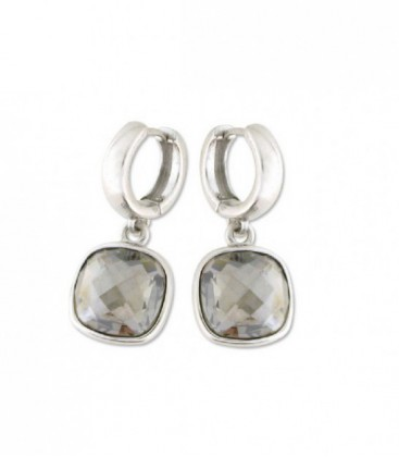 PENDIENTES PLATA MADE WITH SWA - LSW035A-SS