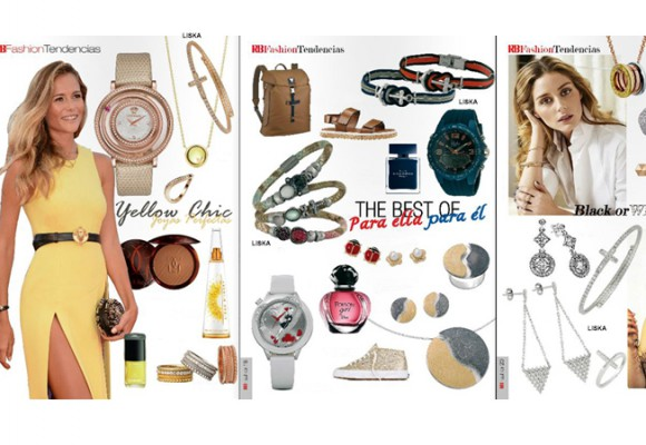 Liska is trendy in RB magazine