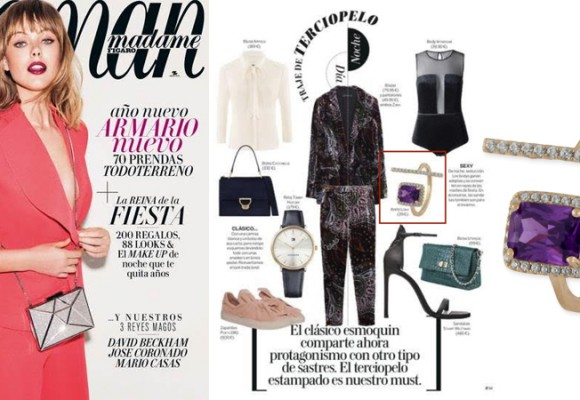 Liska en la Revista Woman