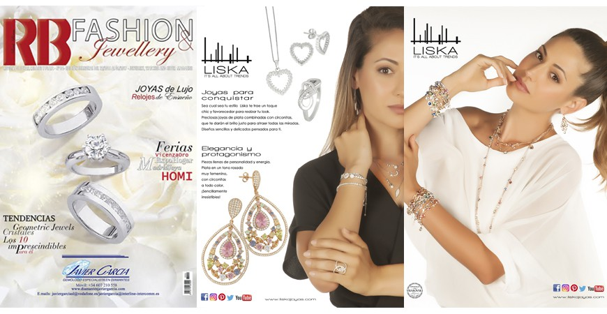 Liska in RB Fashion & Jewellery
